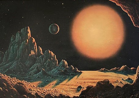 Space Art: The Art of David A. Hardy