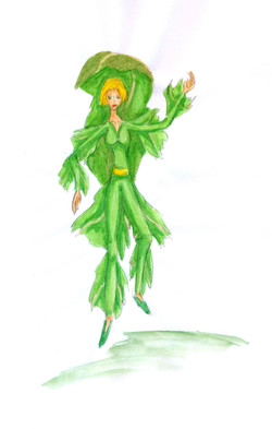 leaf insect fae
