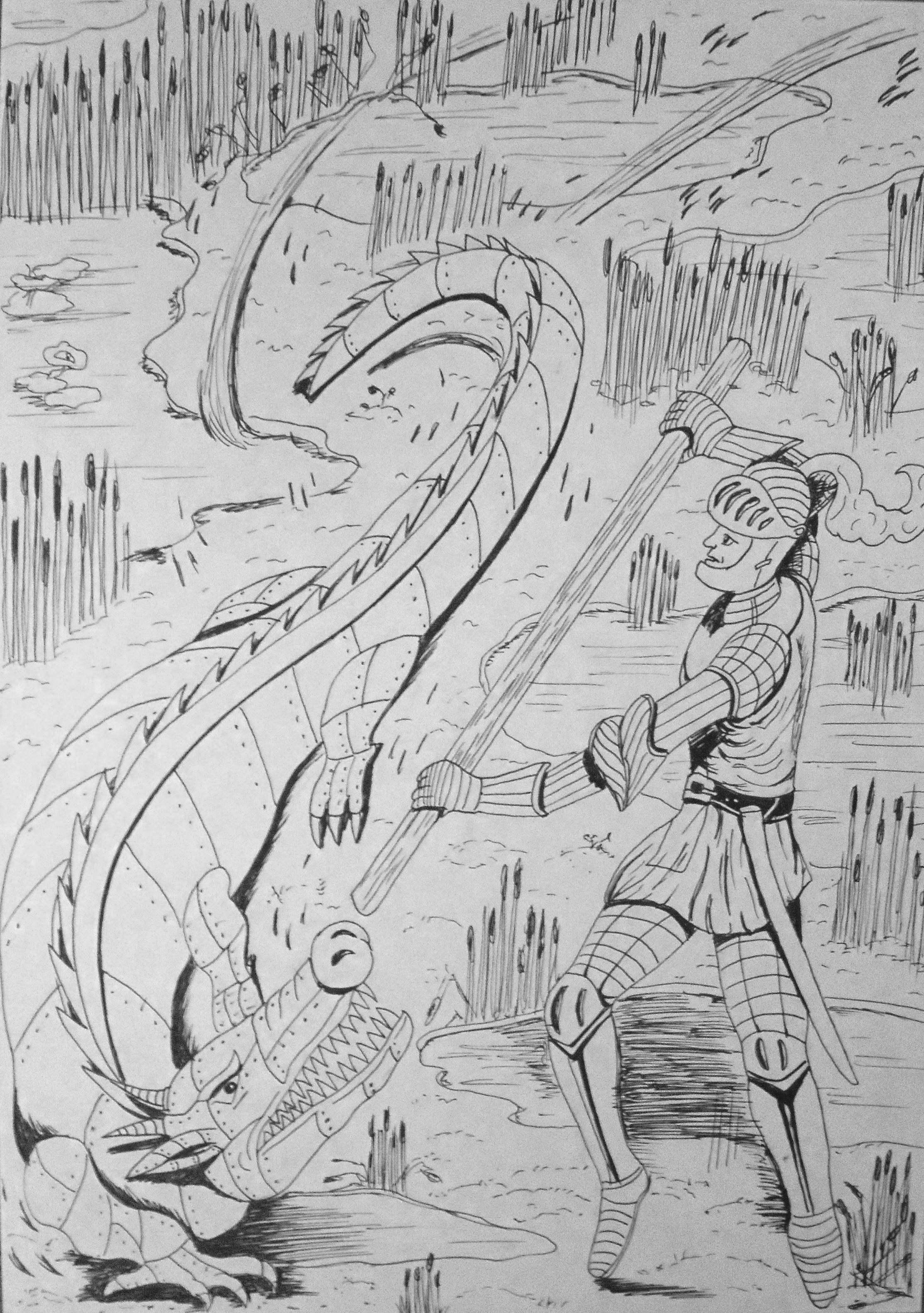 Leotheric vs Tharagavverug