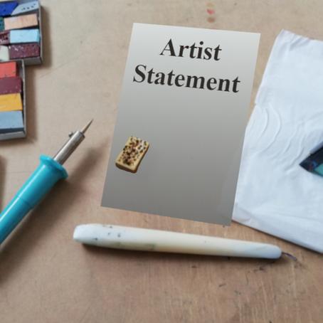 Am I an Artist's Copywriter Now?