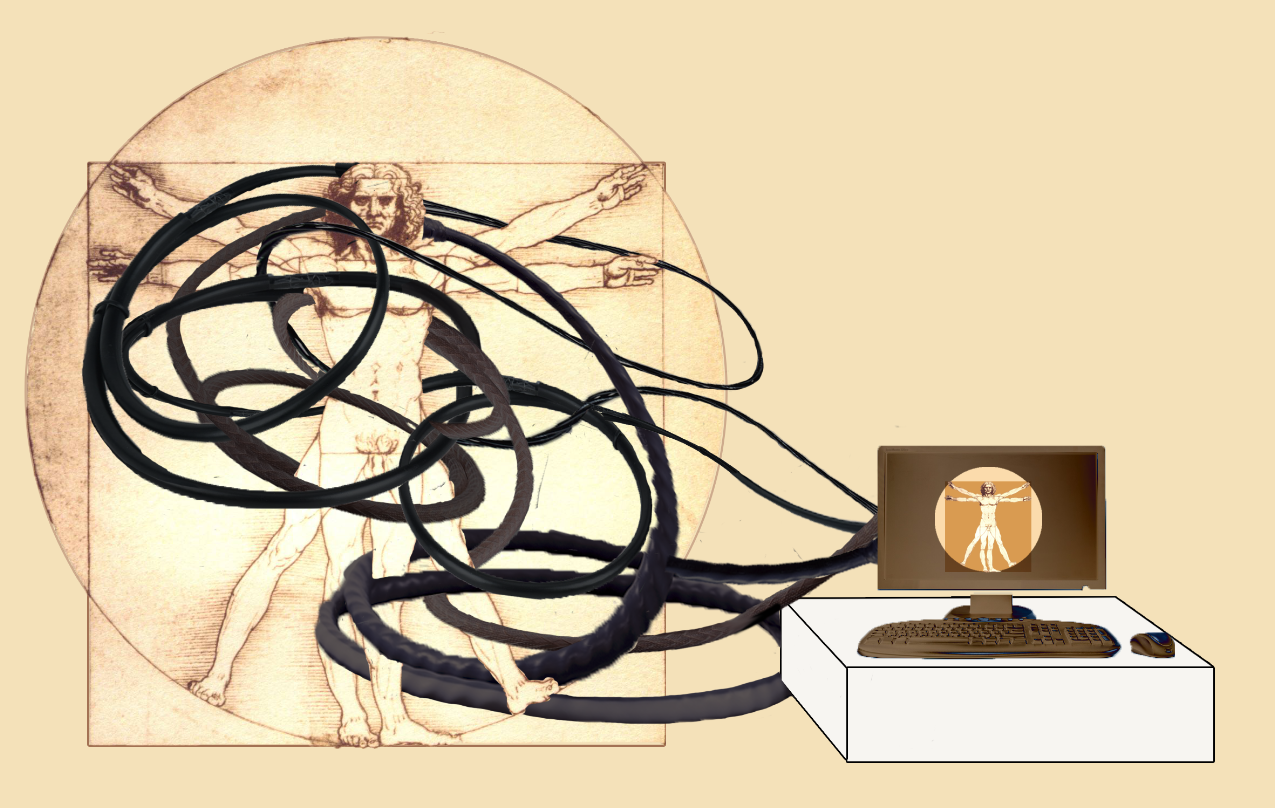 Vitruvian in the Machine