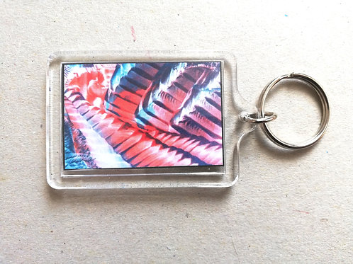 Tunnel to Infinity: Keyring