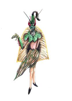 mantis fae