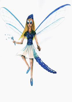 dragonfly fae
