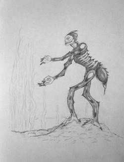 alien demon