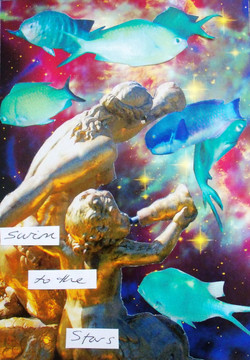 swim to the stars