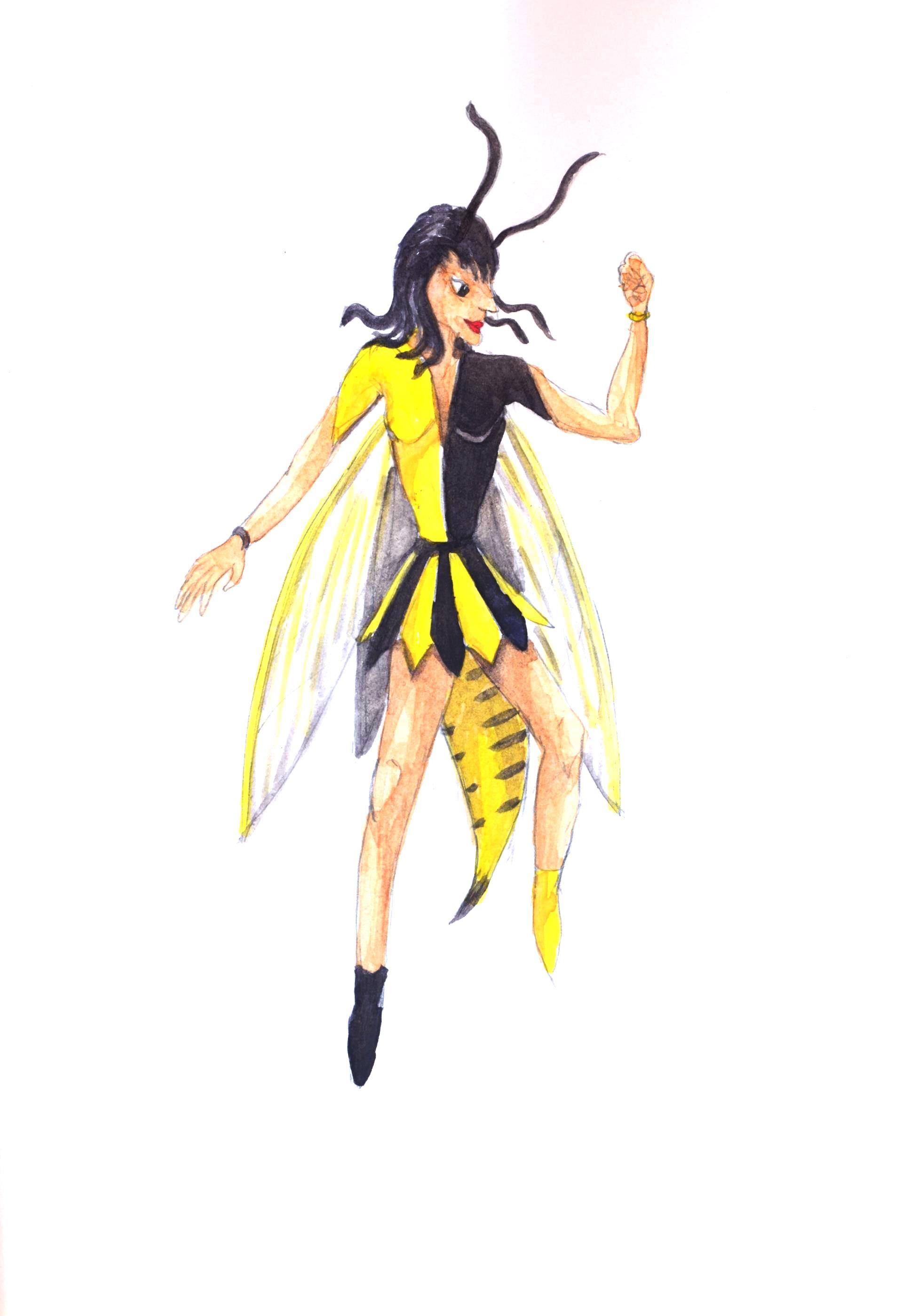 wasp fae