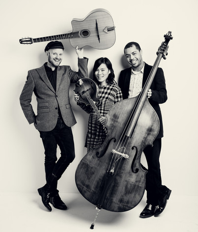 Swing Train 42 Trio
