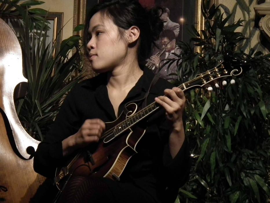 Swing Train 42 Vivian Li