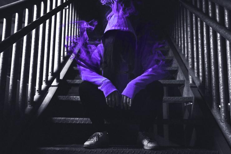 Smoking Purple