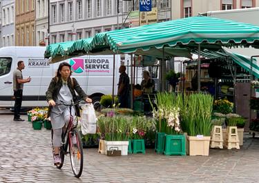 Trier Flower Market