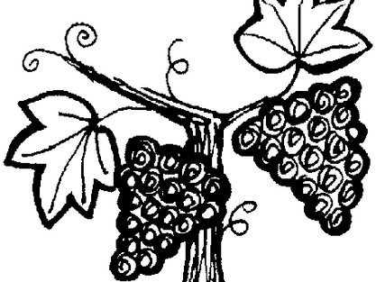 The branch cannot bear fruit by itself.
