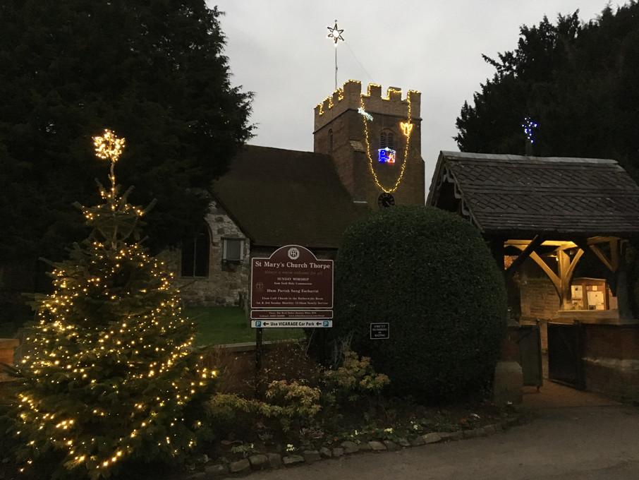Christmas 2020 - Shine as a light