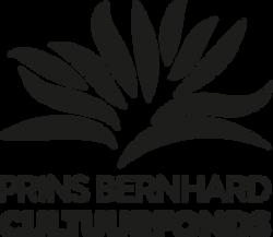 Prins Bernhard Cultuurfonds - zwart