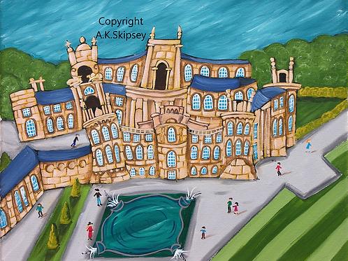 'Blenheim Palace'