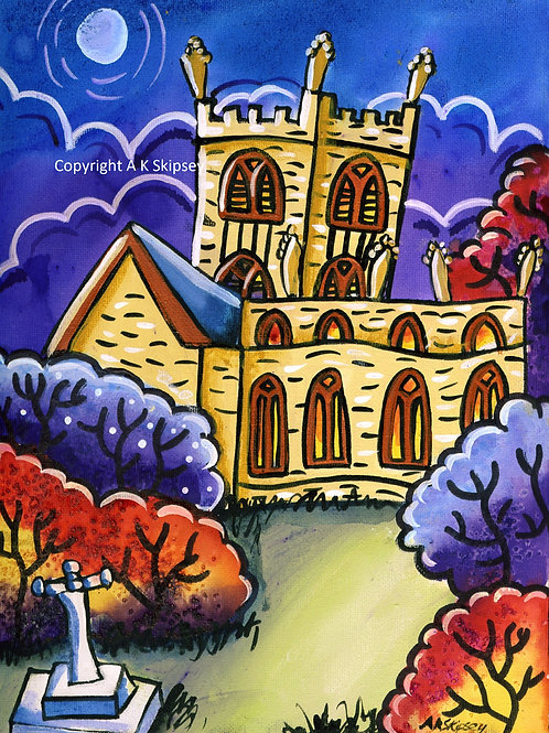 'The Church at Ludlow'
