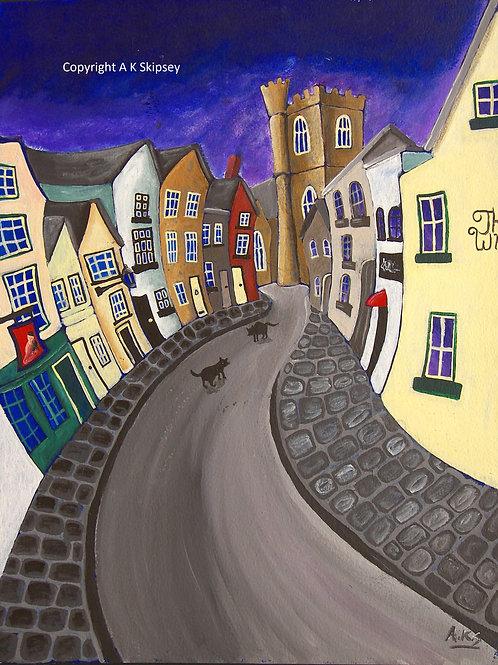 'Alley Cats' Brecon