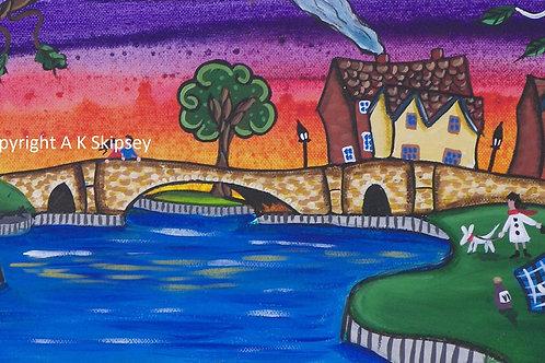 'The Bridge at Burford'
