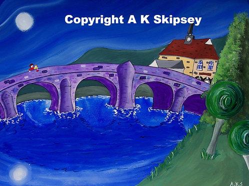'The Bridge at Builth'