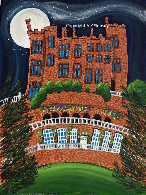 'Powis Castle'