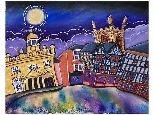 'Ludlow Town'