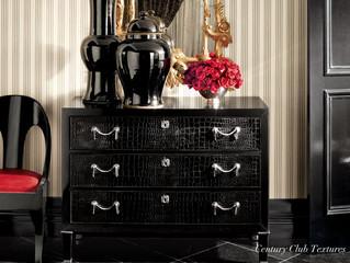 Интерьер Haute Couture.  6 известных домов моды, выпустивших обои.