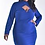Thumbnail: Dress with Accented Front Neckline