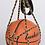 Thumbnail: Free Throw Chained Basketball Handbag