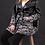 Thumbnail: Knit blend coat