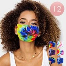 Tie Dye Mask