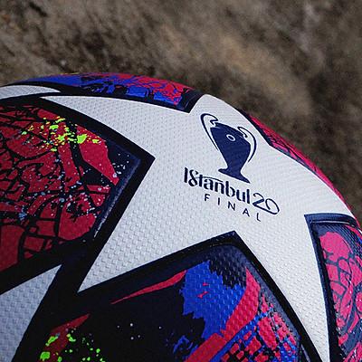 MATCH BALL FINAL UCL ISTAMBUL