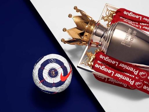 A terceira bola da Premier League para temporada 2020/21