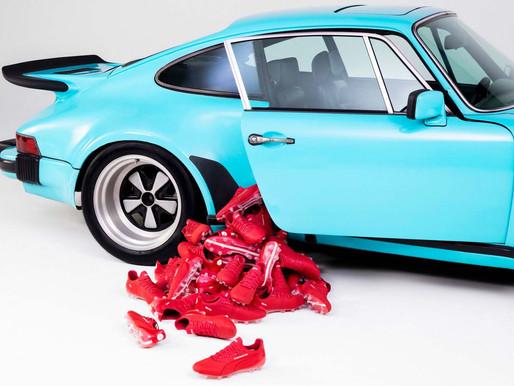 PUMA traz o icônico Porsche 911 para jogo e apresenta uma King Especial.