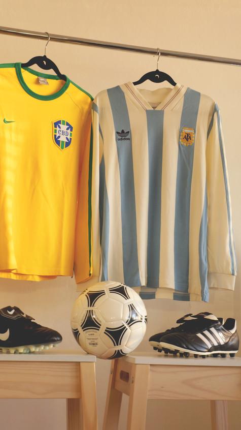 Brasil x Argentina - FTBL LIVE