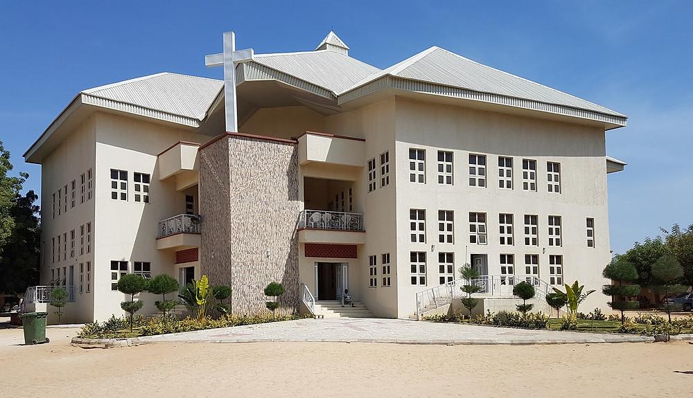 EYN Nr. 1 in Maiduguri