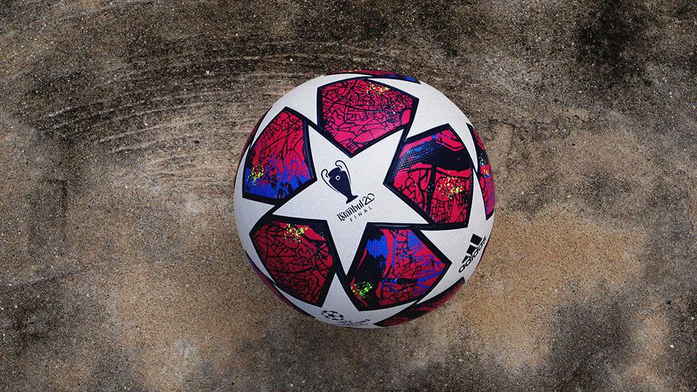 Adidas Match Ball - Final UCL Istambul