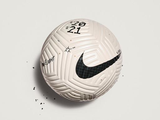 Nike Flight Ball - A revolução chega mais uma vez aos gramados