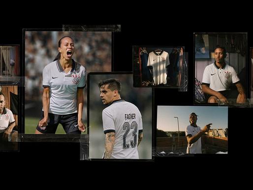 A nova camisa do Timão é também uma declaração de amor e saudade ao seu fiel torcedor