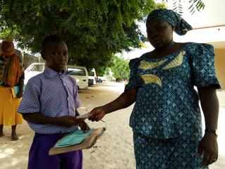 Waisenkinder /Orphans in Maiduguri