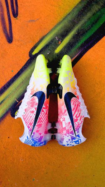 Nike Mercurial Vapor Njr. - Jogo Prismático