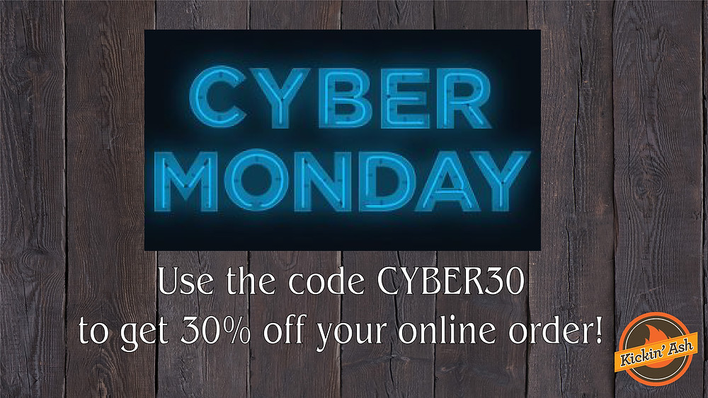 Cyber Monday 30% Off Sale!