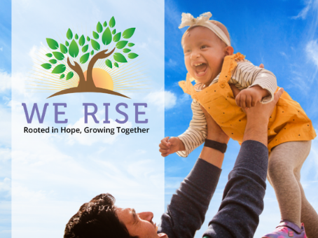 WE RISE: Rooted in Hope, Growing Together