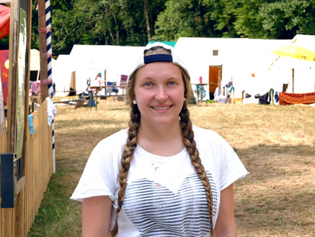 Unter freiem Himmel - Das Jugend-Zeltlager Union Wetten in der Eifel
