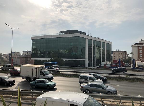 Rakıcıoğlu plaza
