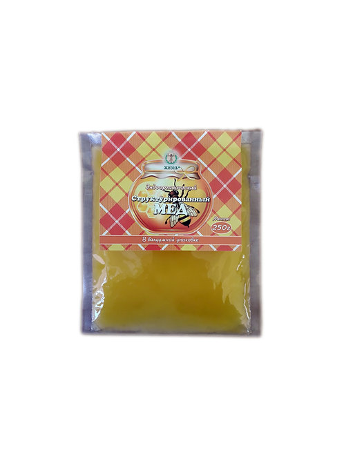 Структурированный мед, 250 г