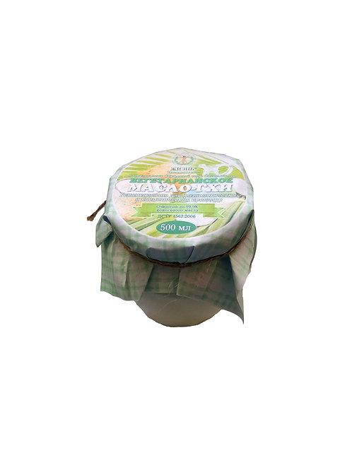 Вегетарианское масло ГХИ, белое, 500 мл