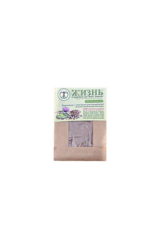 Мука из семян расторопши, 100 г