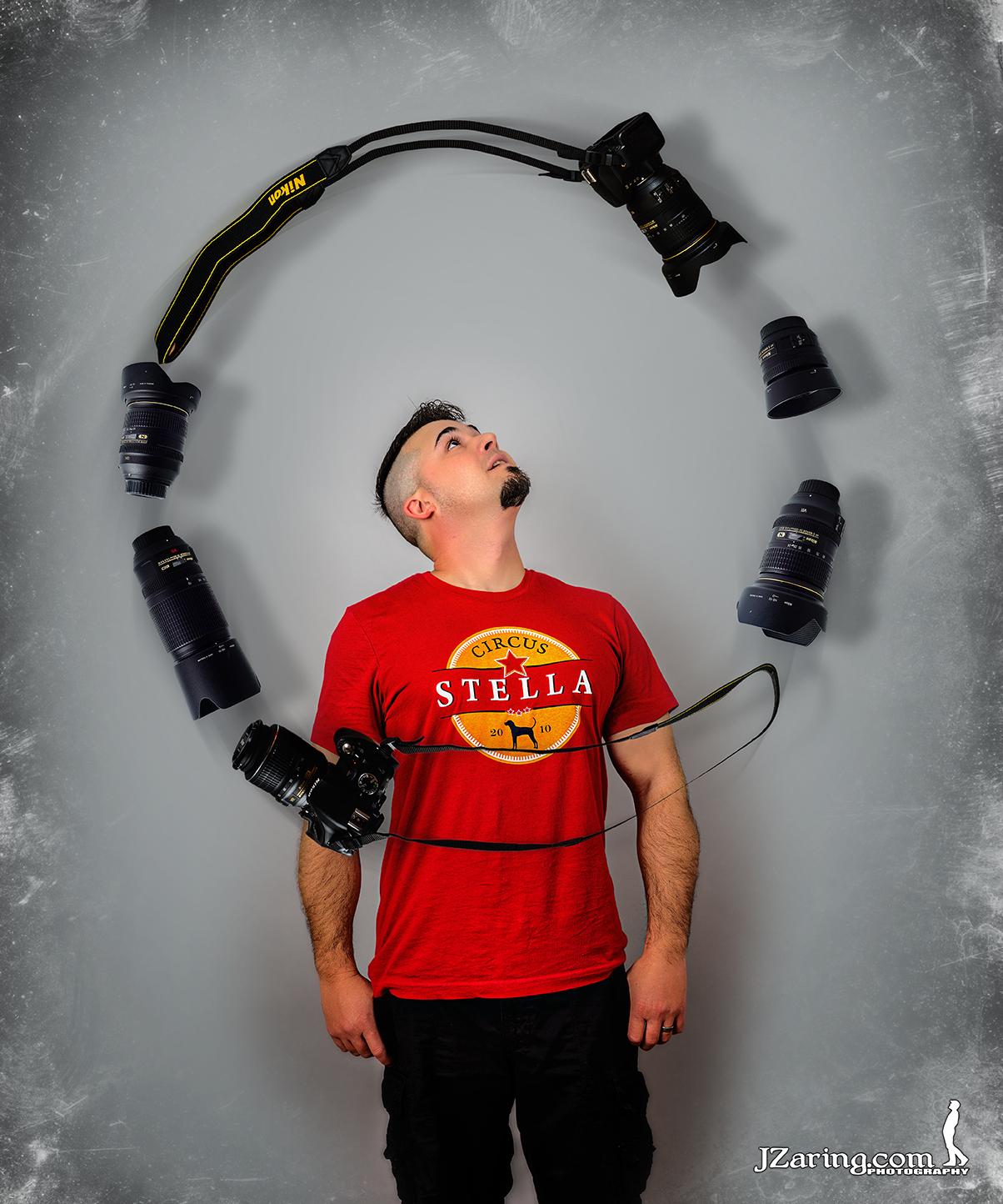 Nikon Mind Juggle