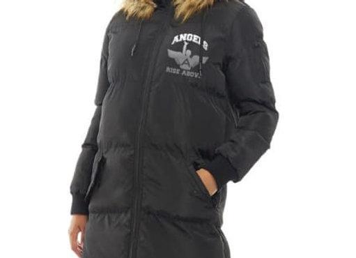Reflector Long Adult Coat