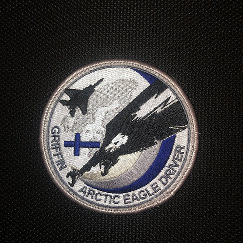194th FS Trident Juncture 2018 Patch